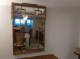 Mirror with wood frame    http://www.ctonlineauctions.com/detail.asp?id=695948