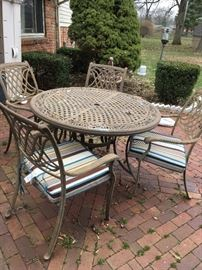 Patio furniture