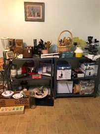 a whole kitchen of items to sell
