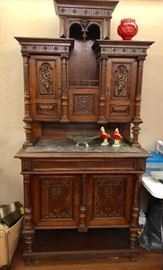 This item is available for sale prior to the first day of the sale.  The price: $1,400