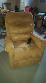 $200  Electric, recliner chair