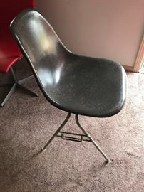 vintage Henry Miller stackable chair