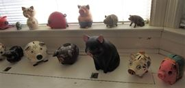 piggy bank collection