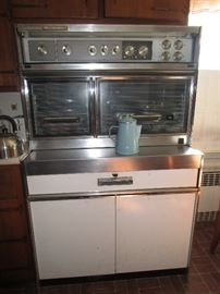 Early Frigidaire stove