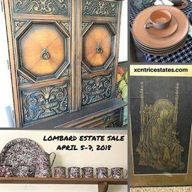 Farmhouse treasures April 5-7th in Lombard, IL