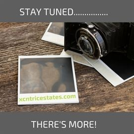 Stay Tuned......we will update with photos and details while we work.