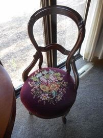 needle point seat cover
