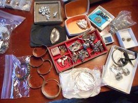 sterling jewelry, Eisenberg Pin