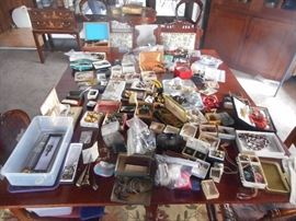 Jewelry, sterling, costume  and other...