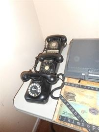 Western Electric phones