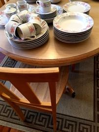 Pretty China and Every Day Dishes Too!...