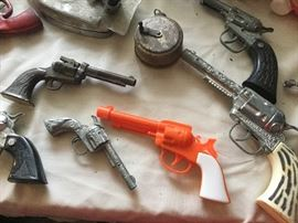 A toy gun collectors dream.