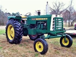 1650 oliver tractor