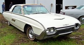 1963 ford tbird