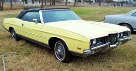 1971 ford ltd conv