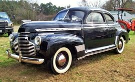 1941 CHEV SPECIAL DELUXE COUPE