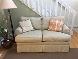 Ethan Allen Loveseat (one of two)