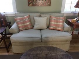 2nd Ethan Allen Loveseat (mint condition)