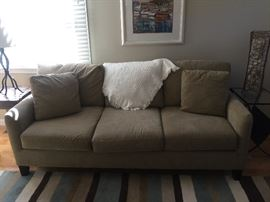 Boston Interior Sofa (one of two matching)