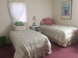 Nice Twin Beds