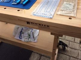Rockler table