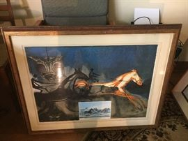 Salvador Dali  Signed & Numbered