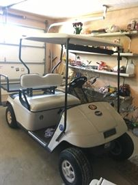 Fantastic Golf Cart