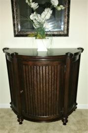 Matching commode cabinet
