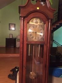 estate sales.grandfather clock