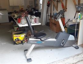 Exercise bike. Excellent condition