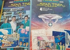 Vintage Star Trek Ephemera
