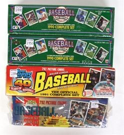 Baseball cards a