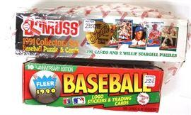 Baseball cards c