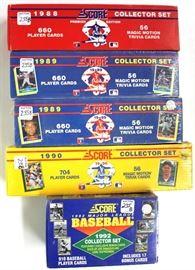 Baseball cards d