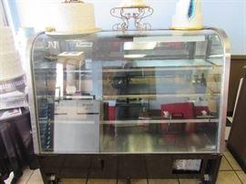 Display Cooler - Columbus Show Case Model #SBSR/DFS60S2