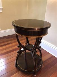 Empire Hourglass Accent Table    original price  815.00