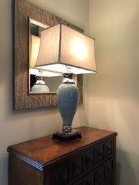 Rossa Lamps x2   original price  350.00