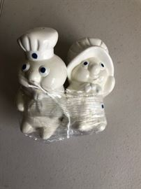 Pillsbury Doughboy collector items