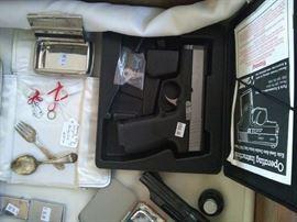 9 mm Kawr Handgun
