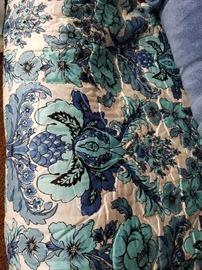 70's bedspread