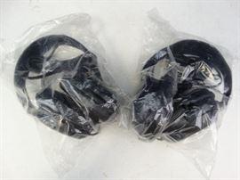 2 Labtec Elite Stereo Headphones