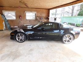 2011 Corvette Grand Sport(13,000 Miles)