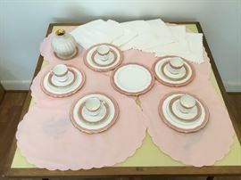 Pink Place Mats and More  https://www.ctbids.com/#!/description/share/6005