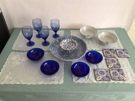 Blue Dishes and Goblets https://www.ctbids.com/#!/description/share/5882