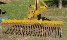Farm Tractor Implement