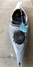 Emotion Advant-Edge Kayak with paddle