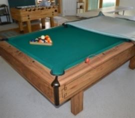 Quintero Pool Table