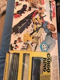 Lionel Train Set Original Box