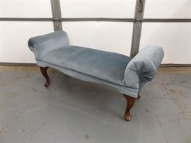 Vintage Sitting Bench