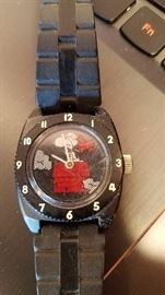 collectors Snoopy watch